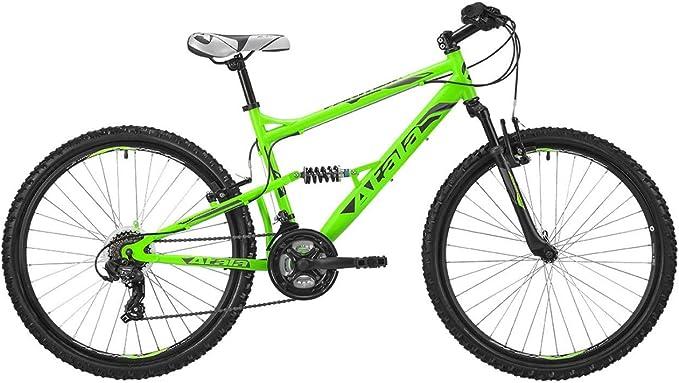 ATALA Bicicleta MTB Panther VB amortiguado Rueda de 26 Marco XS 36 ...