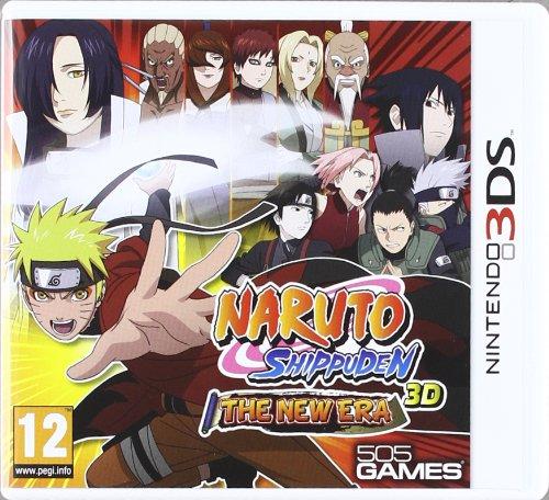 Naruto Shippuden 3D The new Era: Amazon.es: Videojuegos