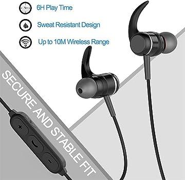Amazon.com: ❤ Gmgod❤ ❤ Bluetooth inalámbrico V4.1 ...