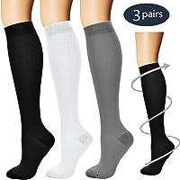 b451d98c8675f Amazon Best Sellers  Best Compression Socks