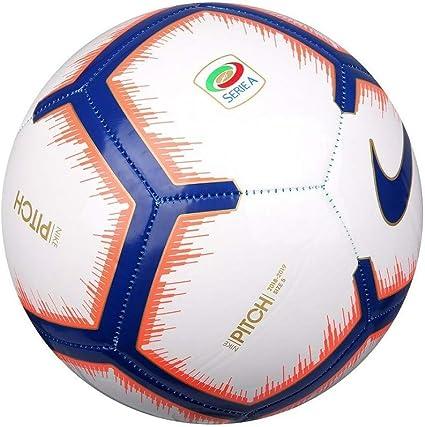 Nike Serie A Pitch 2018 2019 - Balón de fútbol Italiano (Talla 4 ...