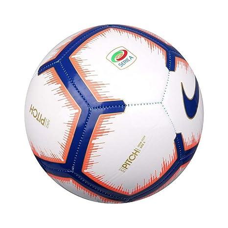 Nike Serie A Pitch 2018 2019 - Balón de fútbol Italiano (Talla 5 ...