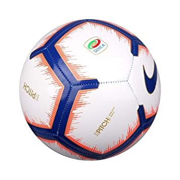 Nike Serie A Pitch Football 2018 2019 Italia League Italia Calcio Bianco  Taglia 3 d7c3b62364b9