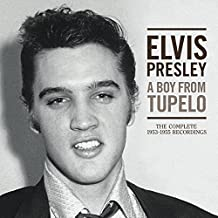 Elvis Presley - 'A Boy From Tupelo: The Complete 1953-1955 Recordings'