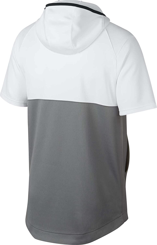 Nike Mens Spotlight Short Sleeve Basketball Hoodie: Amazon.es ...