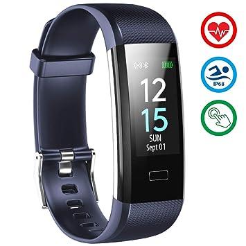 MROTY Reloj Fitness Tracker Smartwatch - Smart Watch Pulsómetro ...
