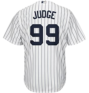 5381b819177 Aaron Judge New York Yankees  99 MLB Men s Majestic Home Replica Cool Base  Player Jersey