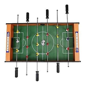 Hh001 Mesa de fútbol Mesa de 6 Asientos Máquina de fútbol de Mesa ...