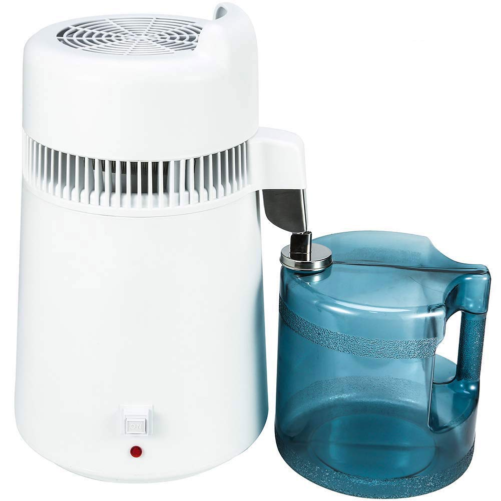 OLizee 6 Liter BPA-Free Water Distiller