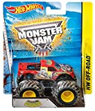 Hot Wheels Monster Jam Truck(Assorted models)