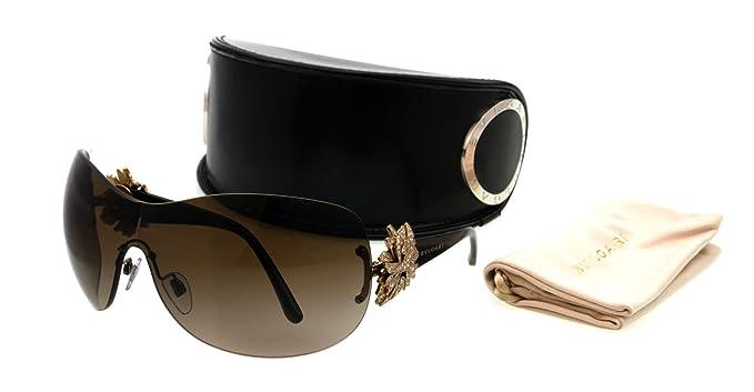 Bulgari Gafas de sol Para Mujer 6064B/S - 278/13: Oro pálido ...