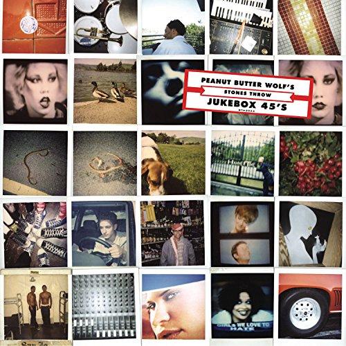 Peanut Butter Wolf's Jukebox 45's [Explicit]