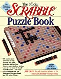 The Official Scrabble Puzzle Book, Joe Edley, 0671569007