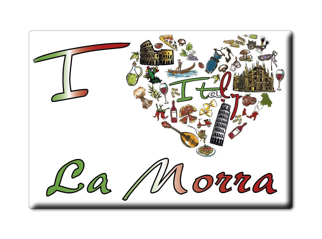 Enjoymagnets LA Morra Souvenir IMANES DE Nevera Piemonte IMAN ...