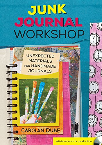 Junk Journal Workshop: Unexpected Materials for Handmade Journals
