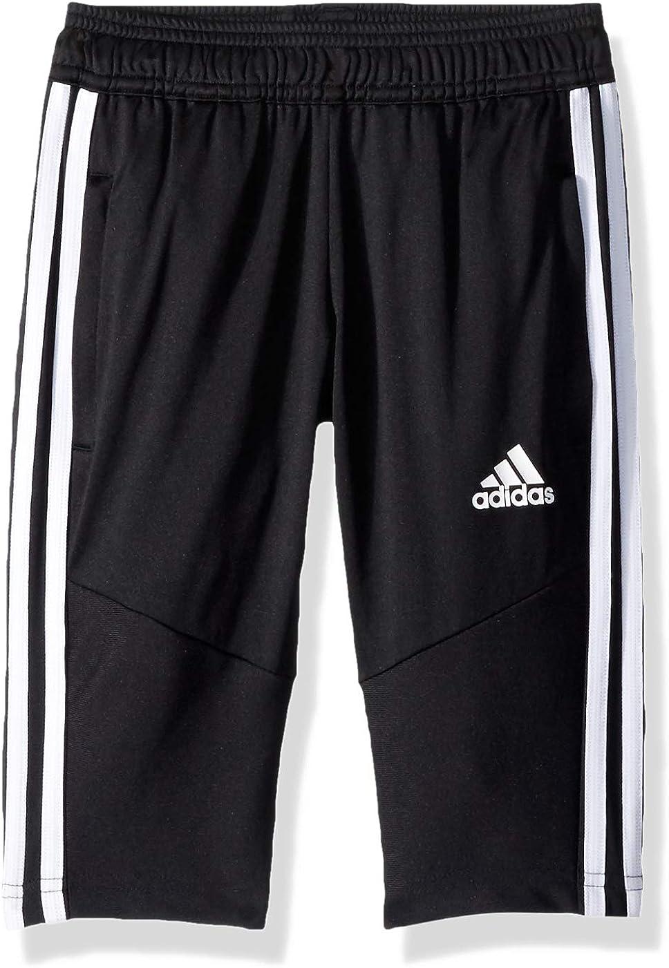 adidas Youth Tiro19 Youth 3/4 Length Training Pants : Clothing