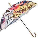 【Vivienne Westwood】ヴィヴィアンウエストウッド スノーマン 婦人長傘(雨傘) 白