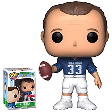Television  Married With Children - Al Bundy  Polk High Uniform   692 -  Target Exclusive!  Toys   Games d1596965e