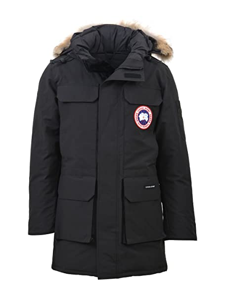 another chance d6f2b e132b Canada Goose - Cappotto - Uomo nero 50: Amazon.it: Abbigliamento