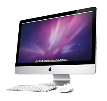 Apple Imac 27 1 Tb Hdd Tastatur Modell 2010 Maus Intel I3 Wie Neu!