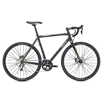 Fuji Tread 1.1 2017 - Cyclocross Bike XL: Amazon.co.uk: Sports ...