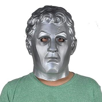 Yacn Fortnite Stone Angle Mask Halloween Cosplay Máscara Disfraz Juego Juguete
