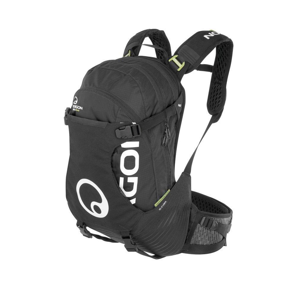 ERGON(エルゴン) バックパック BAG29300 ブラック スモール   B00GPSNWME