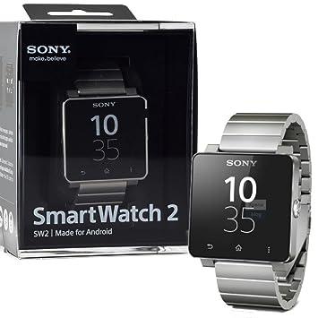 Amazon.com: New And Geniune Sony SW2 SmartWatch 2 NFC ...