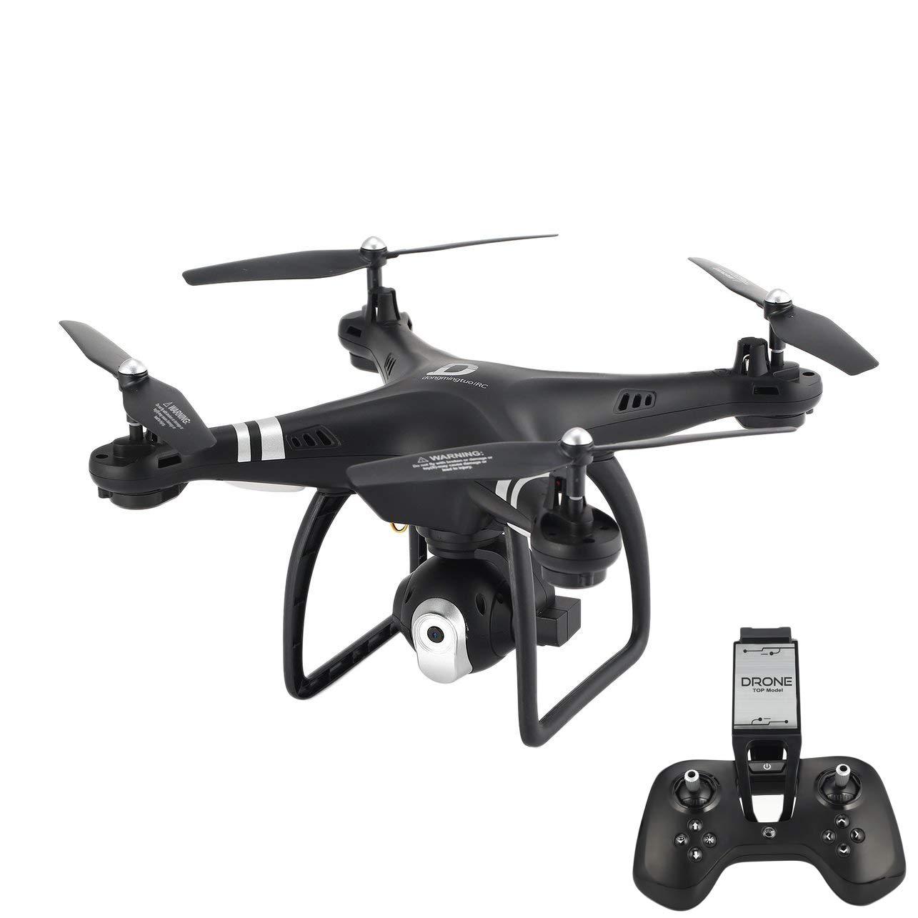 ahorre 60% de descuento negro WOSOSYEYO X8 RC Drone 2.4G FPV RC RC RC Quadcopter Drone con Altitud de cámara Ajustable Mantener Modo sin Cabeza 3D-Flip 18mins Vuelo Largo (rojo)  venta de ofertas