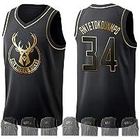 WOLFIRE WF Camiseta de Baloncesto para Hombre, NBA