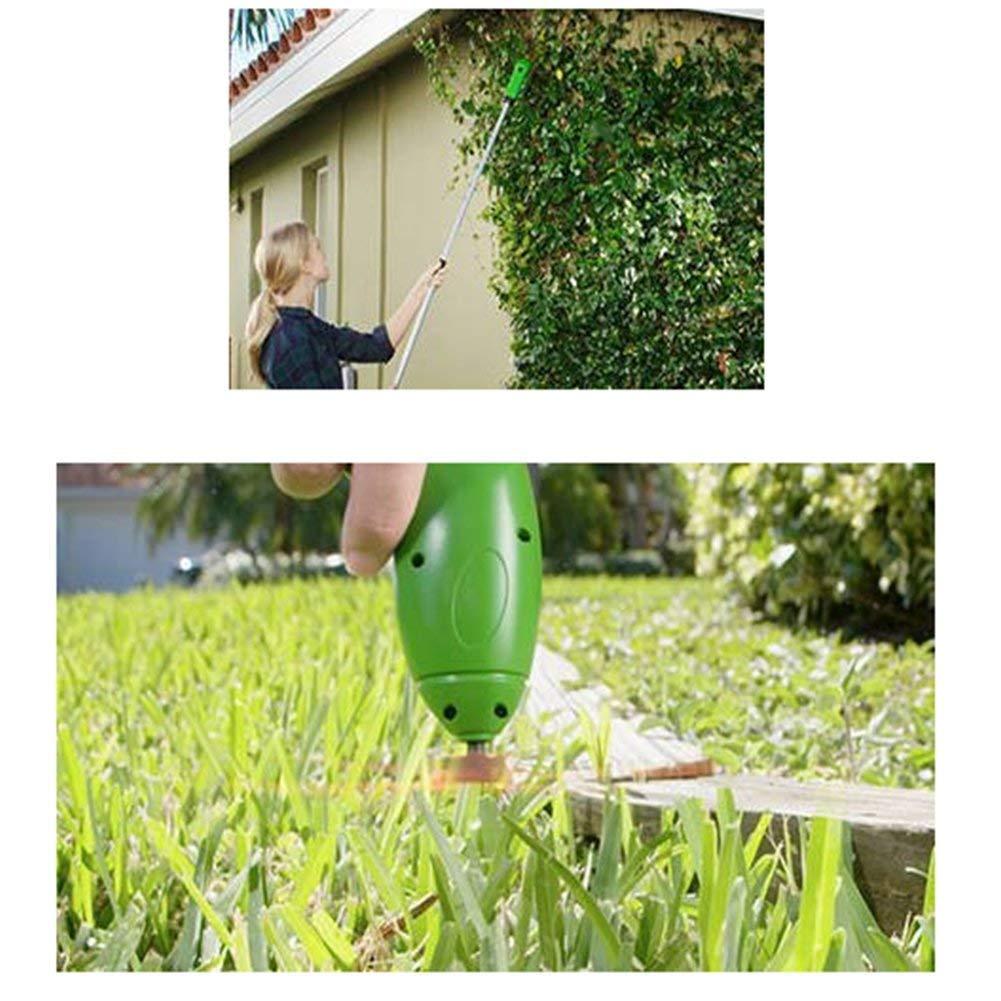 Eficaz cortador de césped multiusos, mini desbrozadora de hierbas ...