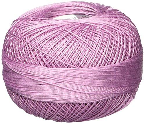 Handy Hands Lizbeth Premium Cotton Thread, Size 40, Country Grape Light (Lizbeth Cordonnet Cotton Cord)