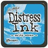 Ranger Tim Holtz Distress Ink Pads, Mini, Salty Ocean