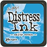 Ranger Tim Holtz Distress Ink Pads, Mini, Salty Ocean