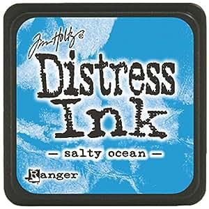 Tim Holtz Distress Mini Ink Pads-Salty Ocean
