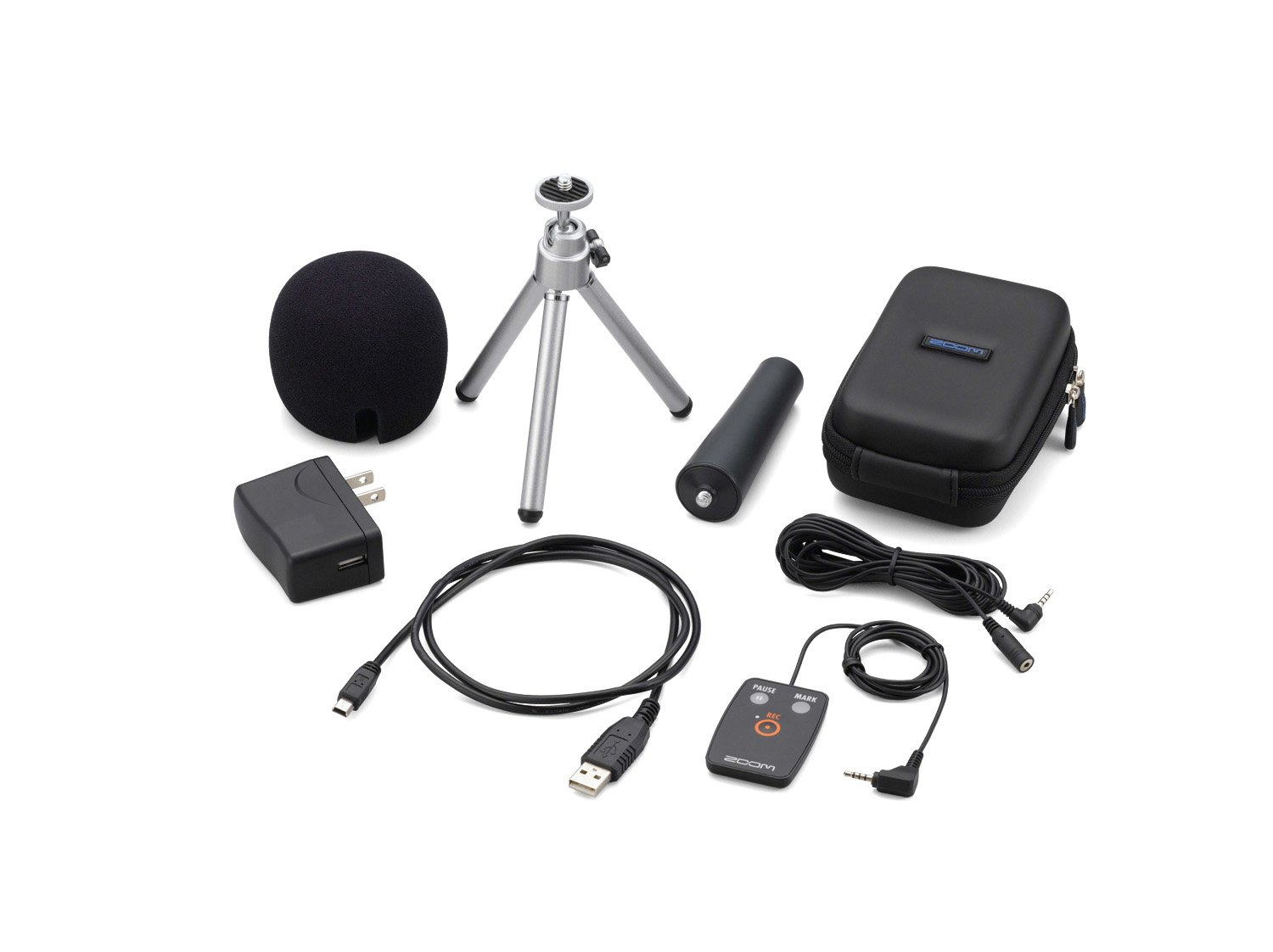 Zoom APH2n Accessory Pack for H2n Portable Recorder by Zoom