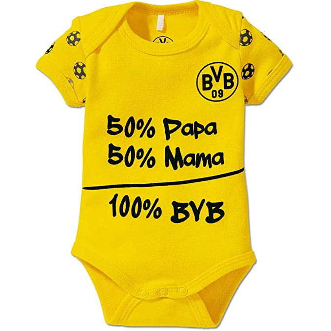 BVB Strampler - BVB Baby Strampler 100% BVB