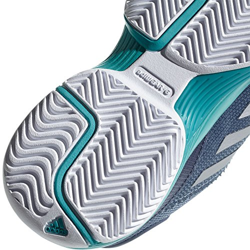 Chaussures Femme Club Adidas W Barricade De Tennis Bleu ZBftYx