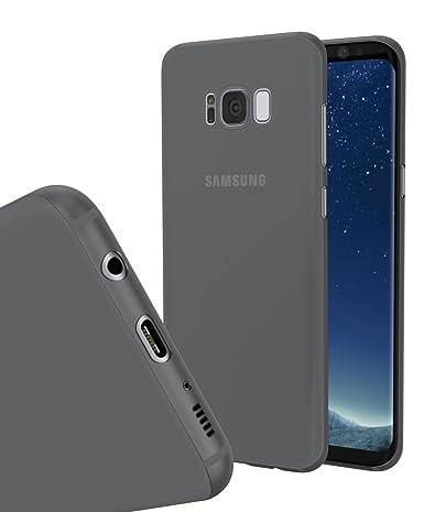 huge discount 21aee cfd8c Galaxy S8 Plus MNML Slim Case (Clear Black)