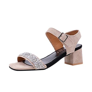 eba9dbeae6a Lolittas Summer Glitter Diamante Sandals for Women