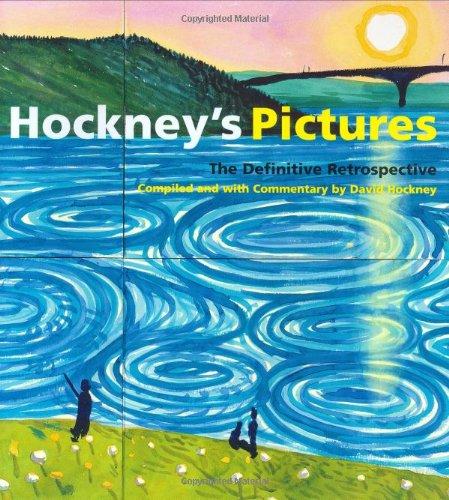 Download Hockney's Pictures: The Definitive Retrospective pdf