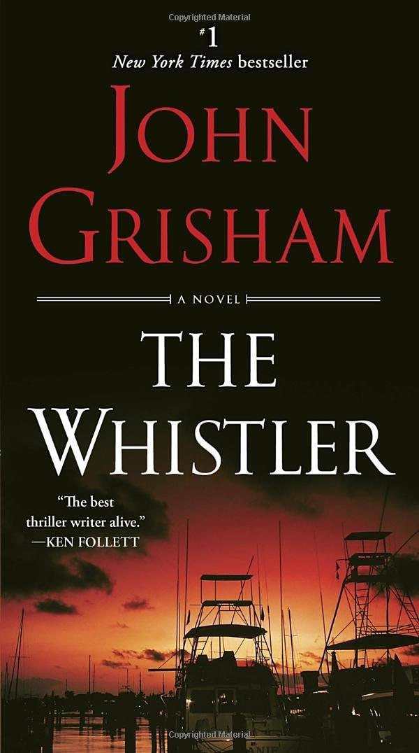 Whistler Novel John Grisham product image