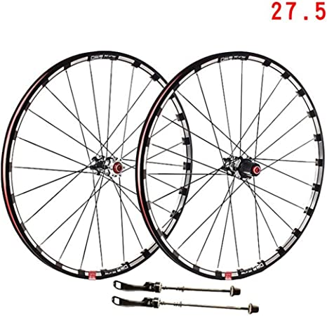 "700c Hybrid 29/"" MTB Bike Magnesium Alloy Disc Brake Wheel Set 7//8//9//10 Speed"