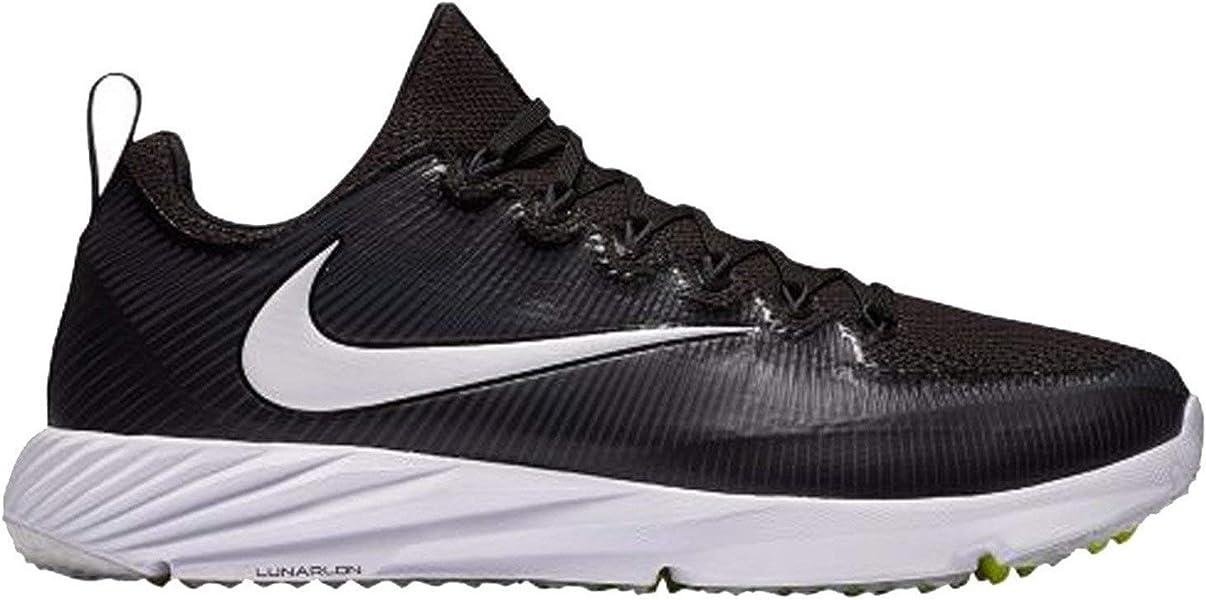 e305d376be61 Nike Men s Vapor Speed Turf Football Shoe Black Anthracite White Size 13 ...