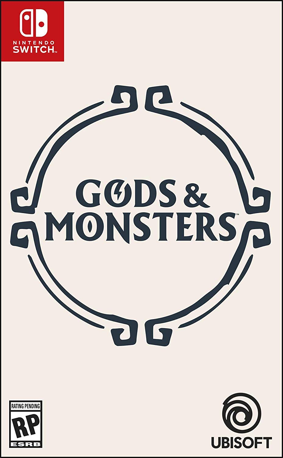 Gods & Monsters - Nintendo Switch Standard Edition