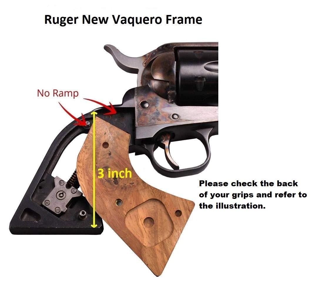 Amazon.com: Ruger Nuevo Vaquero Grips & 50 Aniversario ...