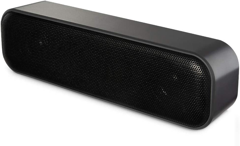 Computer Speaker,USB Powered Speaker for Desktop,Windows PCs,Laptop. Portable Mini Sound bar-Plug and Play