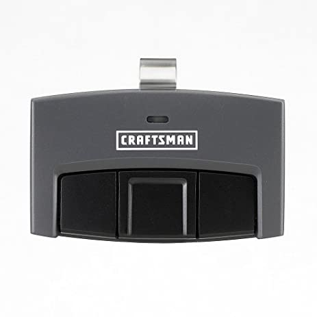 craftsman garage door opener remoteCraftsman Garage Door Opener 3Function Visor Remote Control