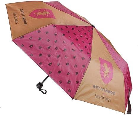 Harry Potter Parapluie Pliable Bleu