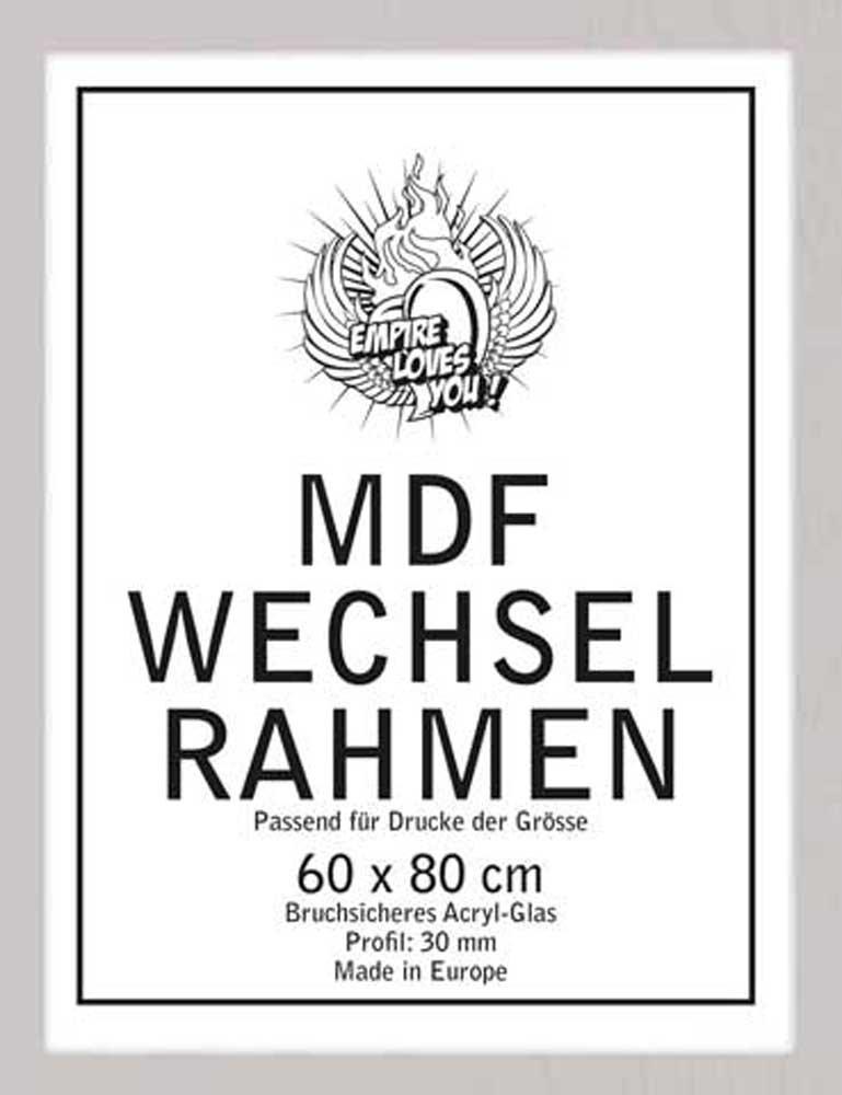 empireposter Feingersh Ed 2 St Posterleisten Alu 63 cm Marilyn Monroe Kunstdruck Artprint schwarz-Weiss Foto Gr/össe 60x80 Motion Picture
